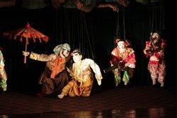 Htwe Oo Myanmar Puppet Theater