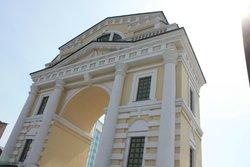 Триумфальная арка Московские ворота