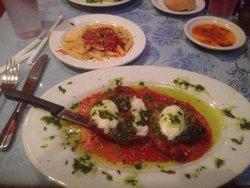 L'osteria Mondello Italian