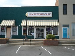 ‪Jamestown Cafe‬
