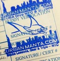 Urban Manta Scuba Lessons