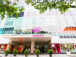 Avenue K Shopping Mall