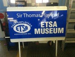 Sir Thomas Playford, ETSA Museum