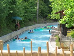Dollywood's Splash Country Water Adventure Park