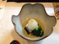 Saury in Nakashima vinegar
