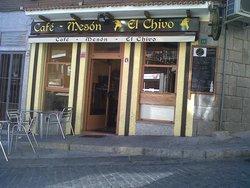 Cafe-Meson El Chivo