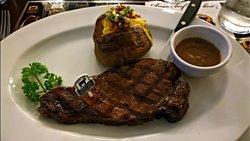 My steak - 285g NY Striploin