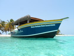 Sea 'n Belize Glass Bottom Boat Excursions