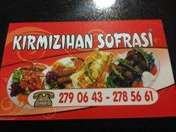 Kirmizihan Sofrasi