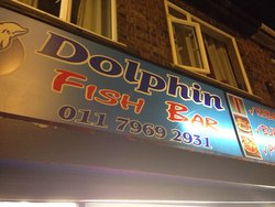 Dolphin Fish And Chips