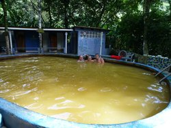 El Valle Panama Hot Springs