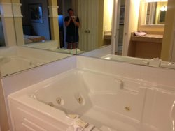 Whirlpool tub :)