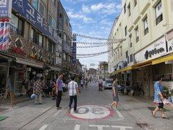 Haenggungg Street