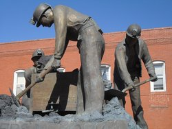 Southern Colorado Coal Miners Memorial