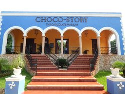 Choco Story uxmal