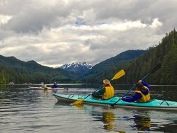 Best of Alaska Wilderness Sea Kayaking Adventure
