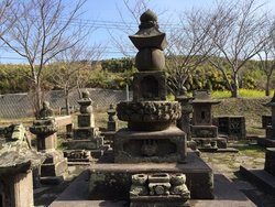 Hanaoka Shimadu Family Gravesites