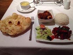 Sherwoods Indian Cuisine