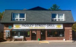 Mosley Street Grill