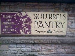 Squirrels Pantry
