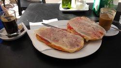 Cafe Bar Picasso. Salobrena