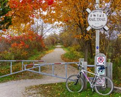 Hamilton to Brantford Rail Trail