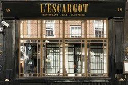 L'Escargot Restaurant & Bar