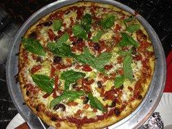 pizza rustica no ham