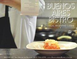 Buenos Aires Bistro