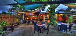 Restaurant 1606 at Village de Santo Resort
