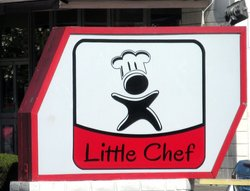 ‪Little Chef Counter‬