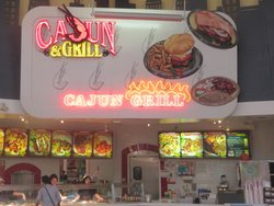 Cajun & Grill of Great Mall