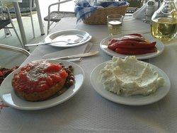 Agia Fotia Beach Restaurant