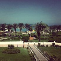 okt 2014  Hilton Plaza 5* Єгипет,  Хургада - photo