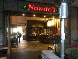 Nando's Charlestown