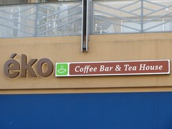 ‪Eko Coffee Bar and Tea House‬