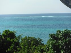 Room view to ocean