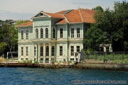 Hatice Sultan Waterfront Mansion