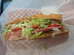 Tubs Gourmet Sub Sandwiches