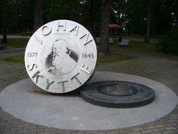Памятник Йохану Скитте