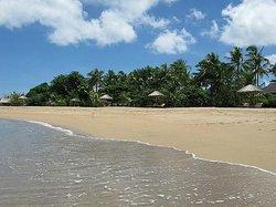 Geger Sawangan Beach