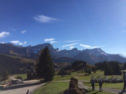 Le Golf + Villars
