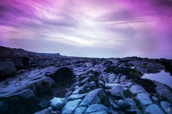 Kilve Beach...Something a little different,