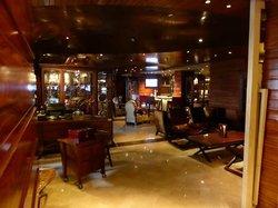 bar on the 3rd floor
