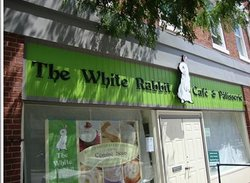 ‪The White Rabbit Cafe and Patisserie‬