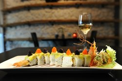Sushi Take at the St Regis Bora Bora