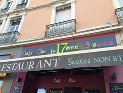 Cafe Bar Brasserie le 17