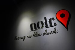 Noir. Dining In The Dark