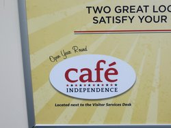 Independence mall cafe