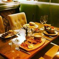 Grill Garden - Restaurant & Lounge